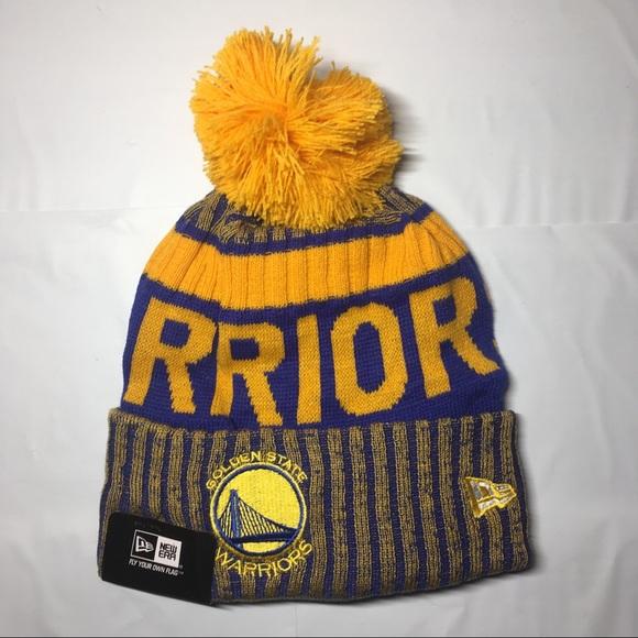 33095fe36 Golden State Warriors beanie hat